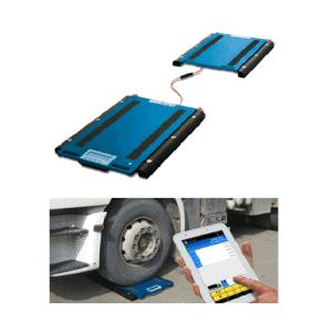 Tehtalne plošče za dinamično in statično tehtanje