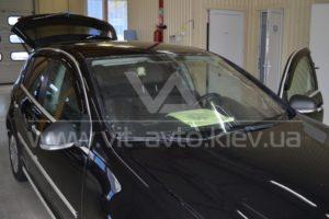 Атермальная тонировка Volkswagen Golf фото 1
