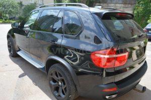 Детейлинг на BMW X5 фото 7
