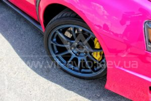 Фото нанокерамики на автомобиль Mitsubishi Lancer Evolution 10 - 3