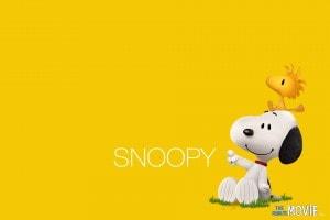 Snoppy HD desktop wallpaper