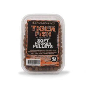 Sonubaits Soft Hooker Pellets Tiger Fish