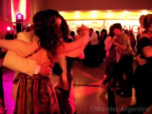 Buenos Aires tango festival public milonga. Chck out the tango shows, classes and milonga tours on Wander Argentina