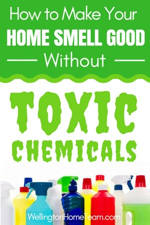 How to Make your Home Smell Good Naturally without Toxic Chemicals - Natural Solutions