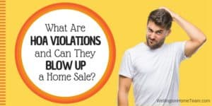 What Are HOA Violations and Can They Blow Up a Home Sale