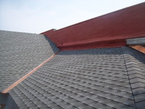 Commercial Roofing on Church