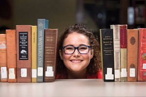 Brenau Scholar Abigail Sandifer