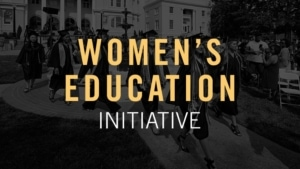 Women's Education Initiative