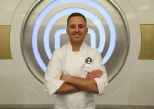 Scott Barnard MasterChef