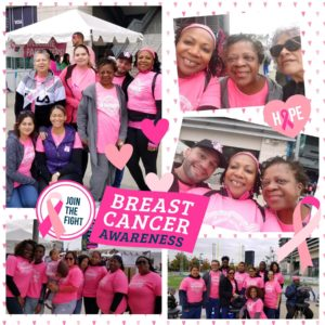 American Institute Clifton NJ Supports Making Strides of Bergen County