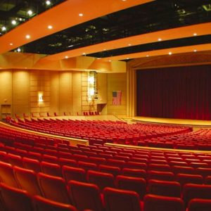 Fort Smith Convention Center Auditorium