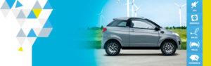 E-Aixam elektrisch 45 km auto