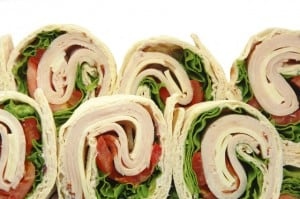 Wrap Vegetal Saludable