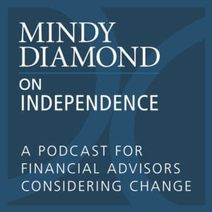 Mindy Diamond On Independence Podcast