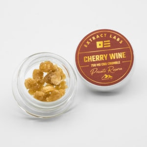 Extract Labs - Cherry Wine CBD Crumble