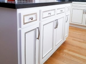 Cabinet refacing remodeling services project