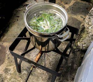 Outdoor Frying