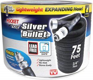 BulbHead Pocket Hose Silver