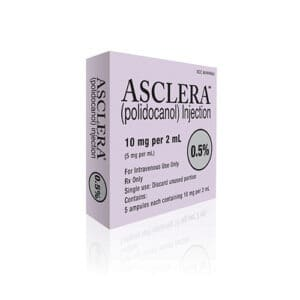 Asclera Injections available at Gemini Plastic Surgery · Rancho Cucamonga · Inland Empire