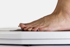 Gewicht halten