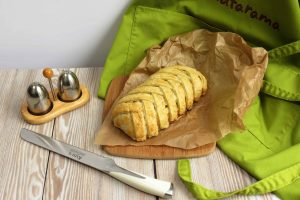 Gluten Free Sausage Plait; simple to make and the perfect family dinner option