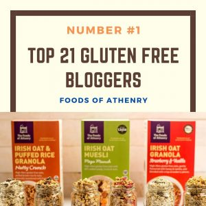 Foods of Athenry #1 GF Blogger