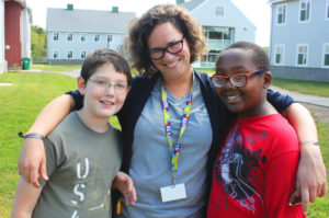 Dorm life provides 24/7 support for children with special needs
