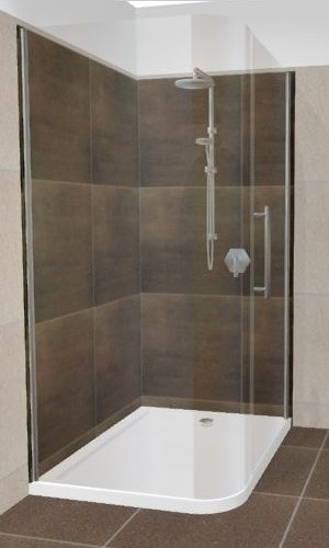 Glass Shower Doors Dreamline Eclipse