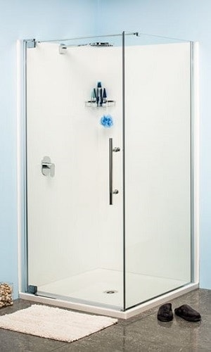 Glass Shower Door Cube