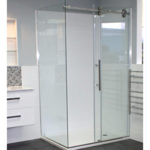 Urban shower 1200 x 900 install