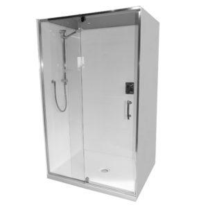 1200 x 900 shower Alcove flat Henry Brooks