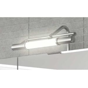 0502209 Capri chrome Light cabinel mount