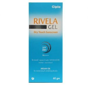 Rivela Gel Spf30+ Dry Touch Sunscreen