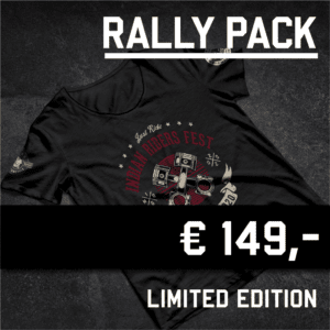 Limited Edition Rally Pack | Indian Riders Fest 2020