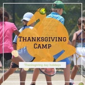 Thanksgiving day Tennis Camps for juniors on the Caribbean in Dominican Republic, Sosua - Cabarete.