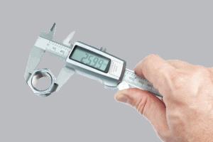 Caliper Calibration Transparent
