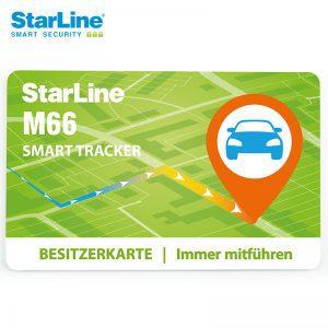 Starline GPS Ortungssystem mit kostenloser Smartphone App / Ortungssportal Starline GPS Ortungssysteme
