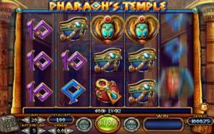 Pharaoh's Temple Pokies