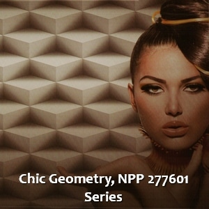 Chic Geometry, NPP 277601 Series