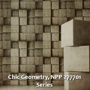 Chic Geometry, NPP 277701 Series
