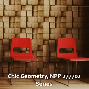 Chic Geometry, NPP 277702 Series
