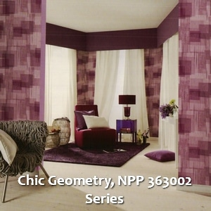 Chic Geometry, NPP 363002 Series