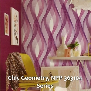 Chic Geometry, NPP 363104 Series
