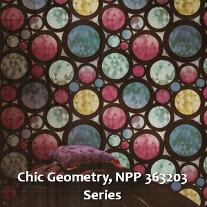 Chic Geometry, NPP 363203 Series