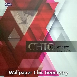 Wallpaper Chic Geometry