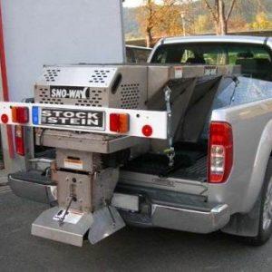 Abdeckung - SNOW WAY - V Streuer 570 Liter