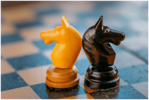 Divorce is like a Chess Game