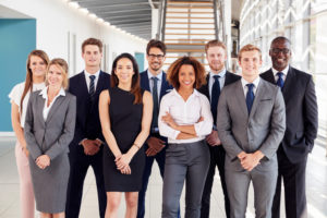 racially diverse attorneys