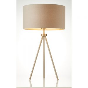 Tri 1 Light Table Lamp