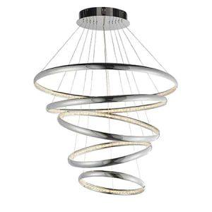 Endon Ozias 81906 Pendant Ceiling Light 1 Light
